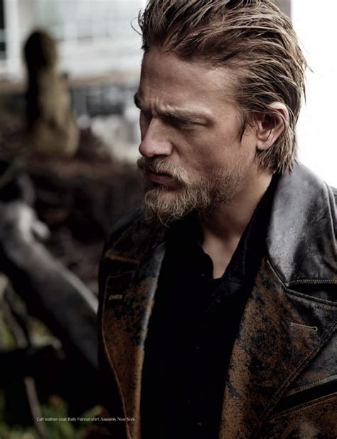 jax teller hairstyle charlie hunnam defends fifty shades of grey again is he