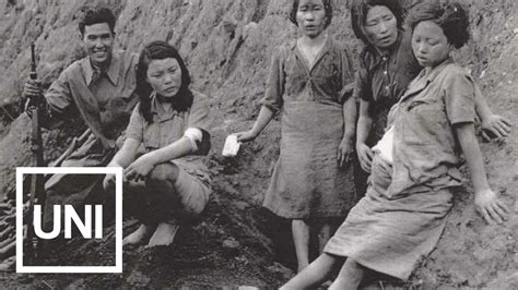 world war 2 comfort women japanese war atrocities david doughty australian