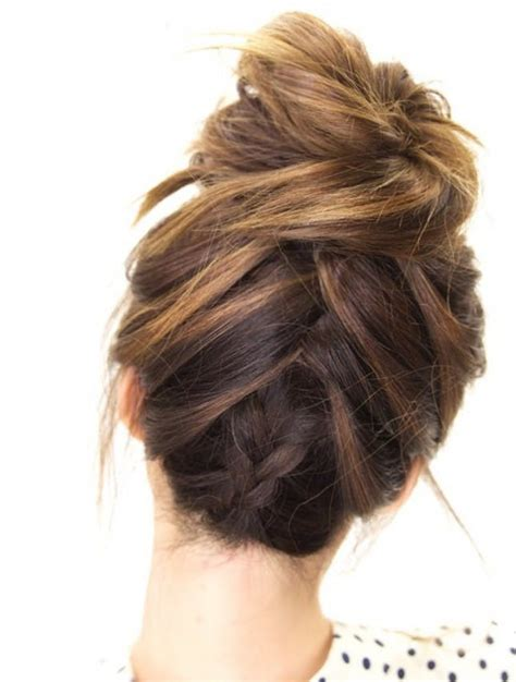 summer hairstyles buns this summer s must try messy buns according to pinterest
