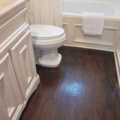 engineered hardwood bathroom 71 best images about home hall bath tub on pinterest drop in tub tub shower combo