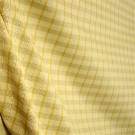 yellow drapery fabric soft yellow plaid drapery fabric traditional drapery
