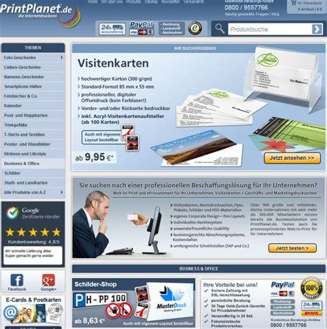 Visitenkarten Auf Rechnung by 187 Wo Visitenkarten Auf Rechnung Kaufen Bestellen