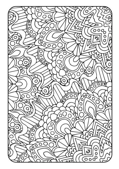 coloring therapy for adults 2434 best coloriages zentangle doodles images on