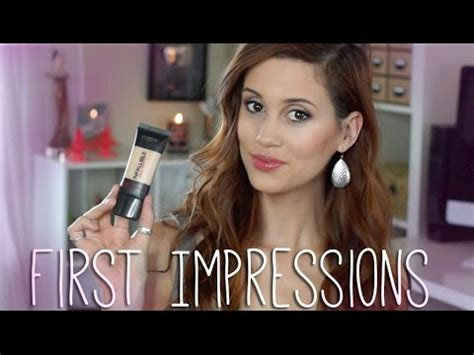 L Oreal Infallible Pro Matte Foundation Review new l oreal infallible pro matte foundation