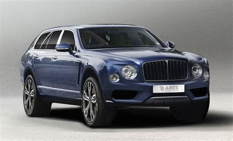 bentley jeep bentley suv concept by ares