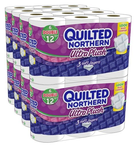 Coupons For Quilted Northern Toilet Paper by Quilted Northern Ultra Plush Bath Tissue For 0 22 A