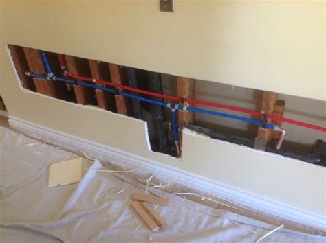 muller plumbing services services house repipes