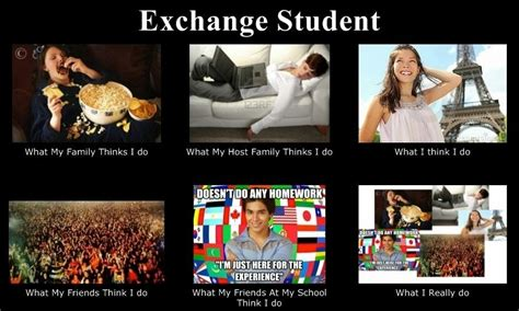 Student Meme - foreign exchange programs for 14 year olds xtremefiles