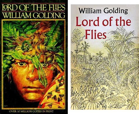 lord of the flies re covered books lord of the flies the fox is black