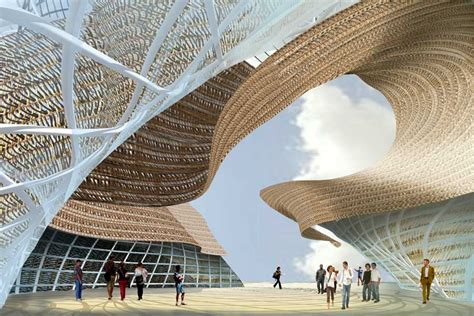 home design expo centre shanghai buildings architecture e architect