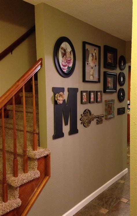 wall painting designs for hall wallartideas info ideas about hallway wall decor corner gallery including