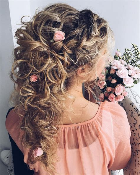 Curled Hairstyles For Prom by 100 Delightful Prom Hairstyles Ideas Haircuts Design