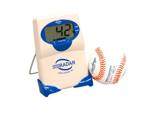 swing speed measuring device swing speed radar for baseball sportssensors