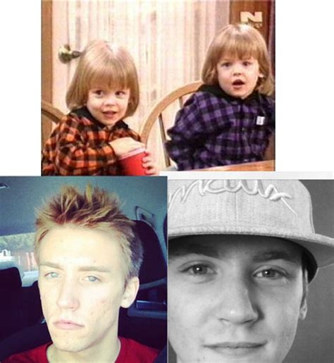 nicky and alex from full house now nicky and alex from full house now www pixshark com images galleries with a bite
