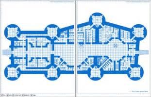 castle blueprint 0one s blueprints the great city castle ward 0one games 0one s blueprints drivethrurpg com