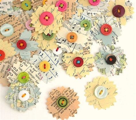 Scrapbook Paper Craft Ideas - 25 best ideas about scrapbook paper flowers on