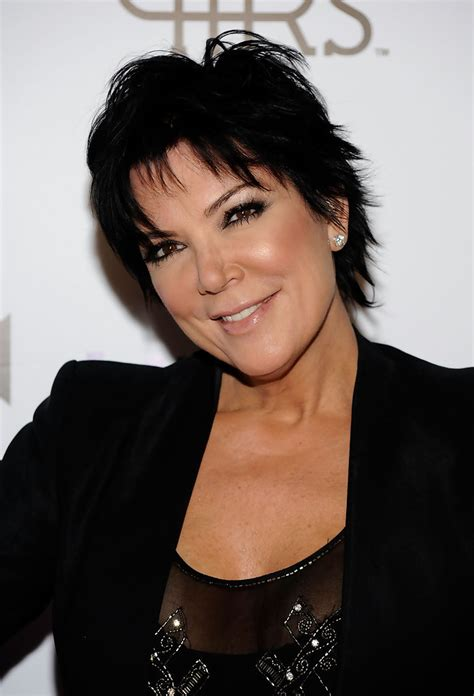 kris jenner haircut kris jenner bob kris jenner short hairstyles lookbook