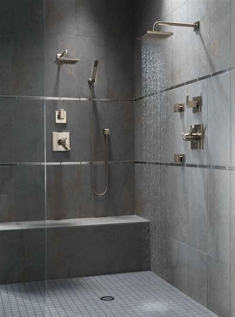 bathroom slate tile ideas best 20 slate tile bathrooms ideas on tile