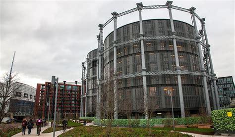 gasholders london project case study  safety