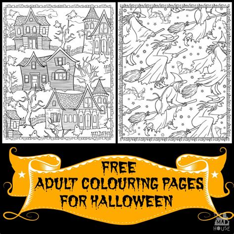 for adults colouring pages for adults in the madhouse