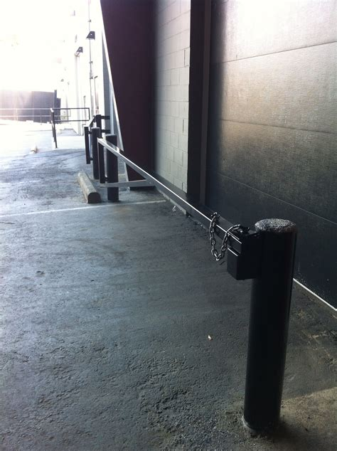 security swing gate parkade swing gate single fh security