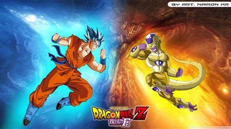 wallpaper dragon ball hd 1366x768 goku vs friza image devesh10 mod db