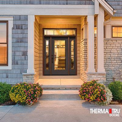 Therma Tru Entry Doors And Patio Doors At Lowe S