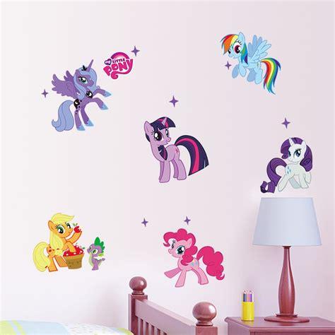 my pony wall stickers my pony wall decal free shipping worldwide