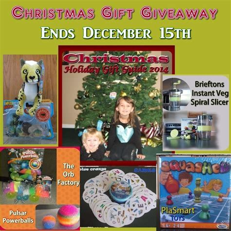 Christmas Gifts Giveaway - games mamal diane