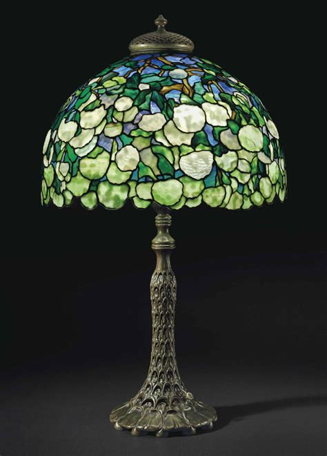 original louis comfort tiffany ls decent results at christie s masterworks by tiffany