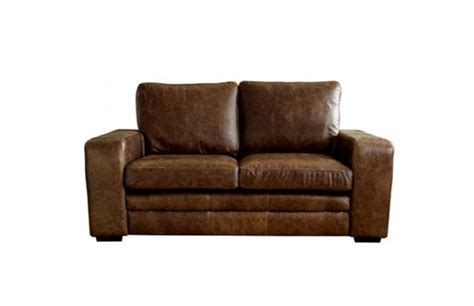 denver sofa bed 3 seater sofa bed brown modern leather sofabed leather