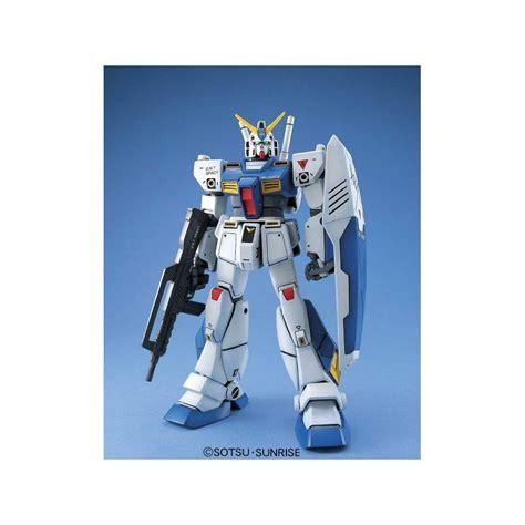 Bandai Gundam Master Grade Kits 1100 Mg Gundam Sandroc Diskon master grade mg gundam rx 78 nt 1 1 100 model kit bandai