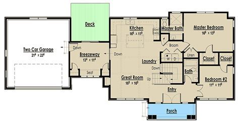 Bungalow with Den Like Breezeway   18243BE   1st Floor
