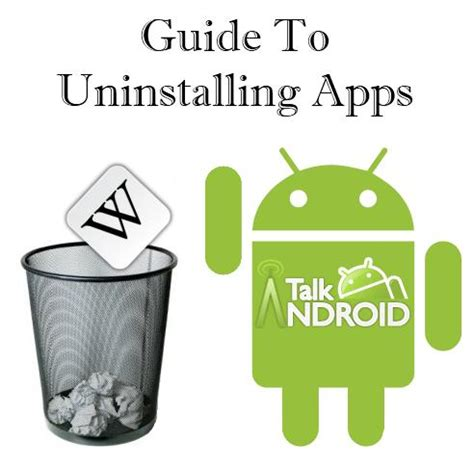 how to remove android apps uninstall android apps best