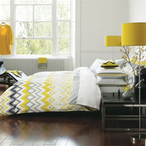 yellow grey blue bedding annabelle s room ideas duvet cover altuza designer yellow and grey