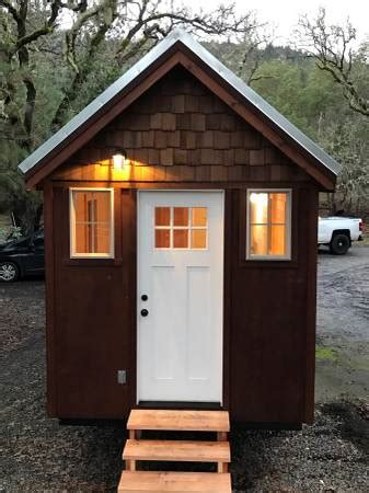 tiny house craigslist beautiful craftsman tiny house for sale in or