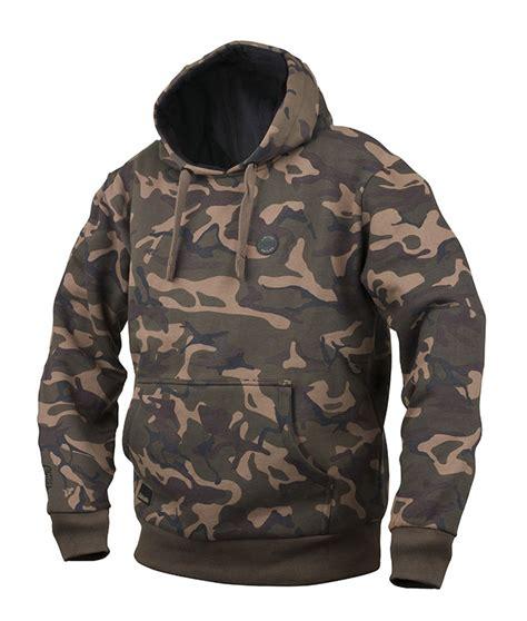 Sweaterhoodie Shimano Fishing fox chunk limited edition camo lined hoody fishing clothing reelfishing