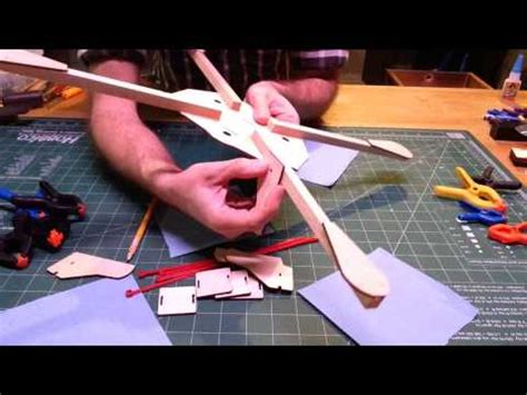 part 1 of 4 dronekits us frame drone frame build
