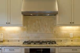 travertine tile for backsplash in kitchen stair railing ideas staircase farmhouse with decorative