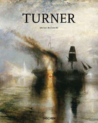 J M W Turner 1775 1851 Von Michael Bockem 252 Hl Portofrei