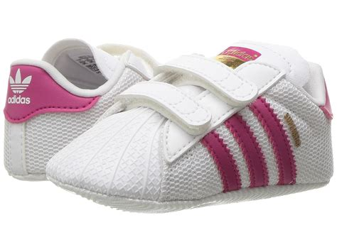 Adidas Superstar Crib Shoes by Adidas Originals Superstar Crib Infant Toddler At