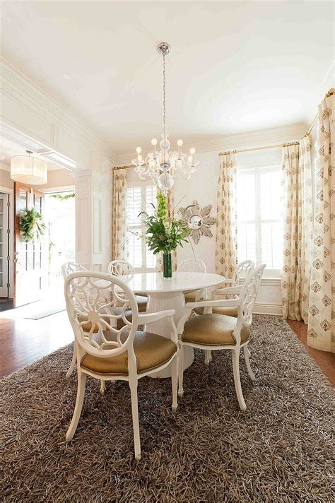 How To Choose The Perfect Dining Room Rug Rug Dining Room