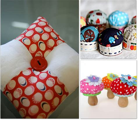 Patchwork Pincushions To Make - 21 pincushion patterns to sew tip junkie
