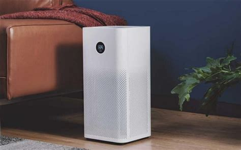 Xiaomi Launches Mi Air Purifier 2S Bringing New Features To The Mix   Gizmochina