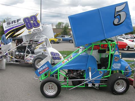 mini sprint cars alyssa griffin the crittenden automotive library