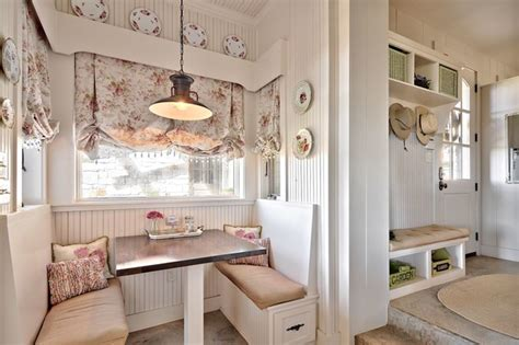 Kitchen Breakfast Nook Furniture by Romantic Hill Country Dream Shabby Chic Style Kitchen