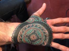 hand cover up tattoos right mandala cover up by jacob redmond at atlas