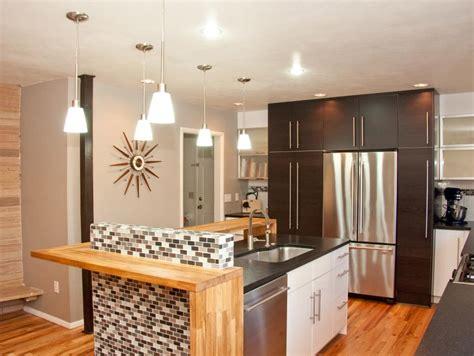 modern kitchen islands hgtv rooms viewer hgtv
