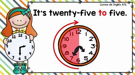 veinticuatro horas en la 1482665972 c 211 mo decir la hora en ingl 201 s curso de ingl 201 s youtube