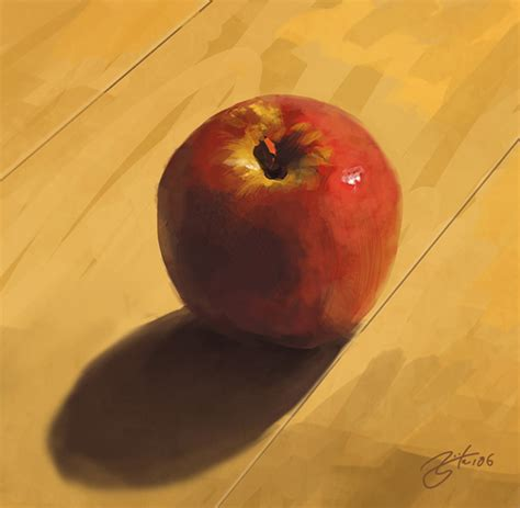 painting for mac painting of apple